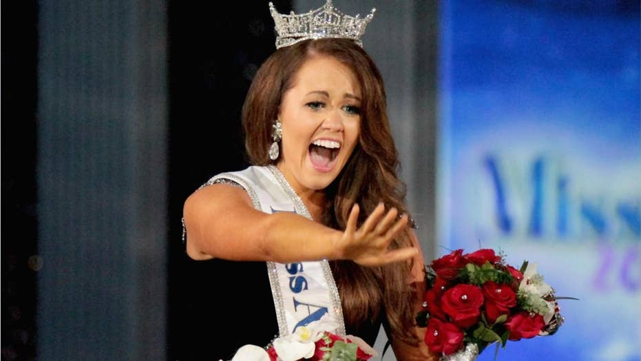 Miss America Cara Mund reveals her political aspirations