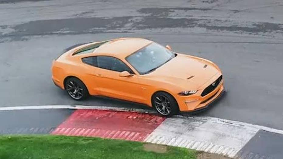 The most powerful Ford Mustang GT