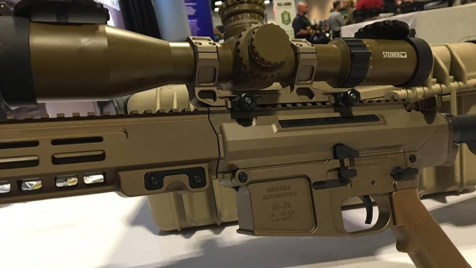 SOFIC best in show: Cutting-edge gear for US Special ops