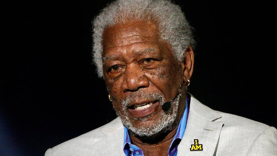 Morgan Freeman says he's sorry