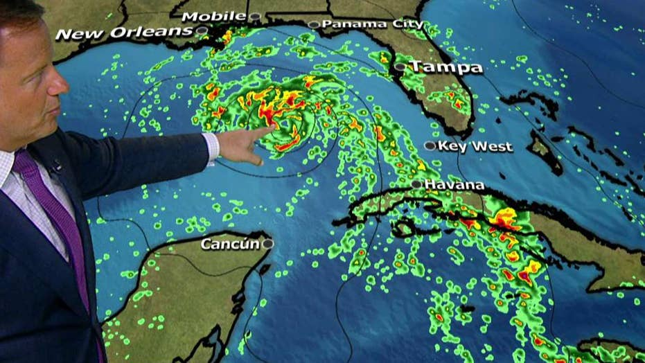 Alberto is first named storm of 2018