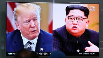 White House sends an advance team to Singapore to work on logistics for a possible United States-North Korea summit.
