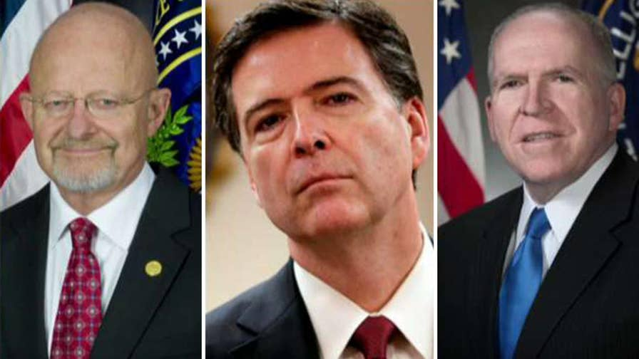 President Trump slams growing reports that the FBI under the Obama administration used at least one informant to monitor his presidential campaign; former intelligence officials weigh in.