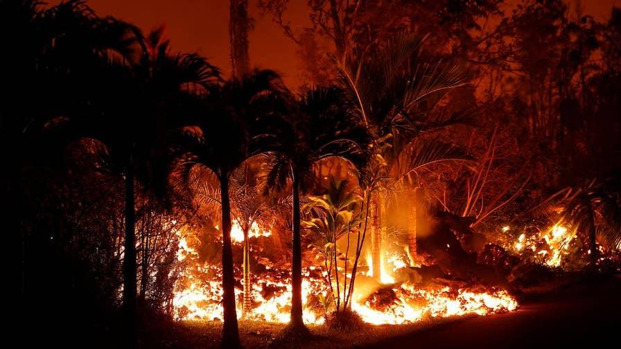 Jeff Paul has the latest on the volcanic activity affecting Hawaii's Big Island.