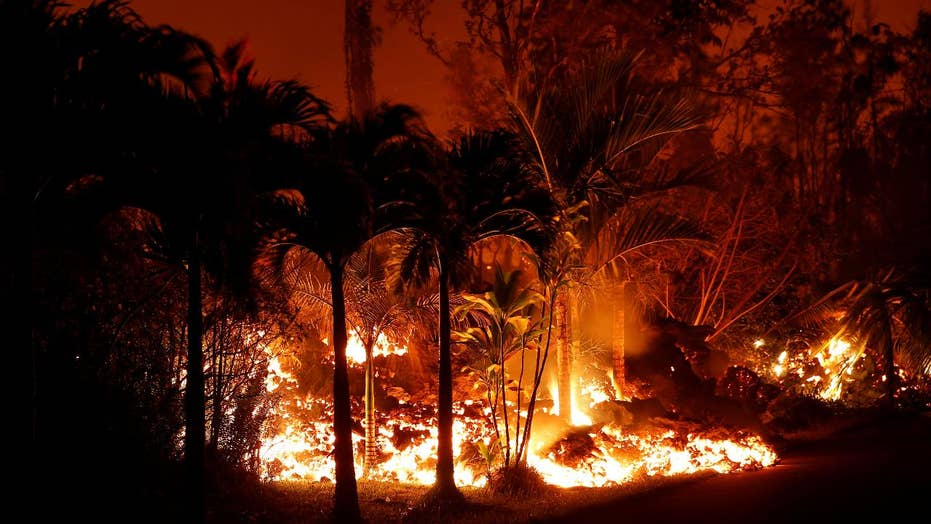 More evacuations as volcanic activity intensifies in Hawaii