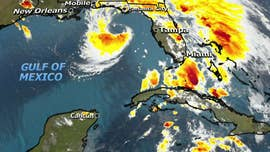 Subtropical Storm Alberto has gained an early jump on the 2018 hurricane season, heading toward expected landfall sometime Monday on the northern Gulf Coast, prompting thousands to evacuate.