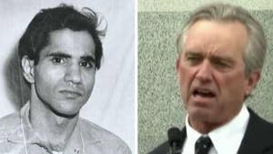 Robert F. Kennedy Jr. says he is not convinced the man behind bars for killing his father is the man responsible.