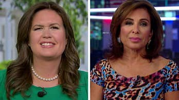 White House press secretary Sarah Sanders shares insight about the possibility of a North Korea-United States summit and discusses reports about FBI informant on 'Justice with Judge Jeanine.'