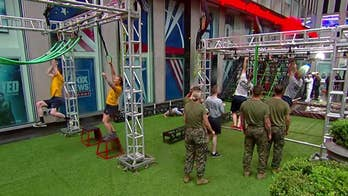 'Fox & Friends' celebrates Fleet Week with obstacle course races with the Navy, Marine Corps and Coast Guard.