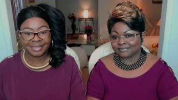 Social media stars Diamond and Silk react to the NFL's new policy on anthem protests.