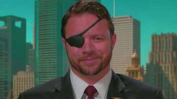 Is this part of a trend to vote in veterans and get the job done? GOP congressional candidate Dan Crenshaw weighs in on 'Fox & Friends.'