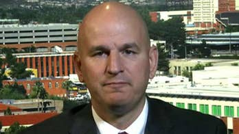 LA Times reports that National Border Patrol Council president Brandon Judd criticized the National Guard deployment to the border; Judd explains his perspective on 'Fox & Friends.'