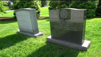 'America's News HQ' gets a tour of Arlington National Cemetery in honor of Memorial Day.