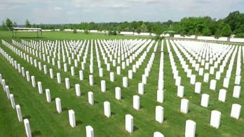 Arlington National Cemetery is running out of space for new burials.
