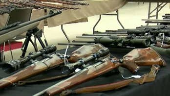 The Saratoga Springs City Council voted unanimously to ban gun sales on city-owned property.