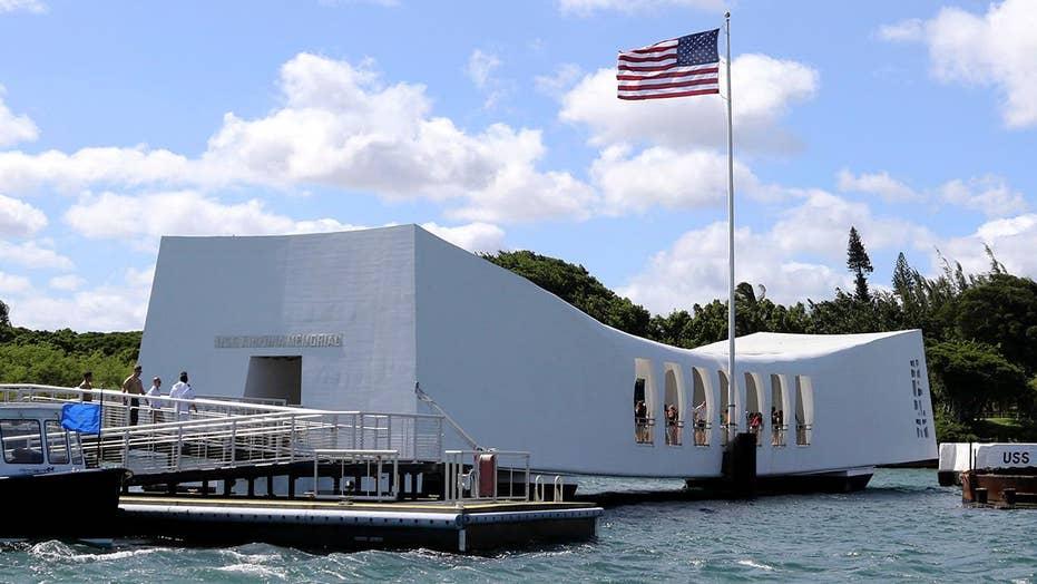 USS Arizona memorial closed indefinitely