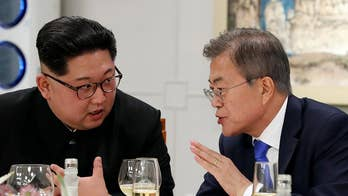 White House in ongoing talks with North Korea in attempt to forge agreement on denuclearization; Greg Palkot reports.