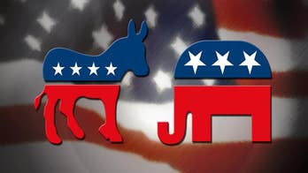 Political parties stock up ahead of November elections; Peter Doocy reports from Washington.