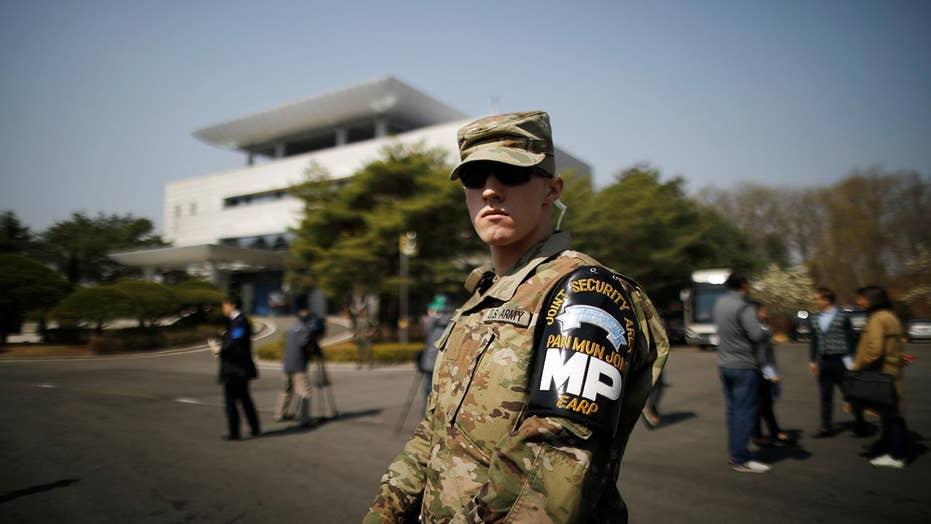 High-powered US, North Korea officials in summit talks