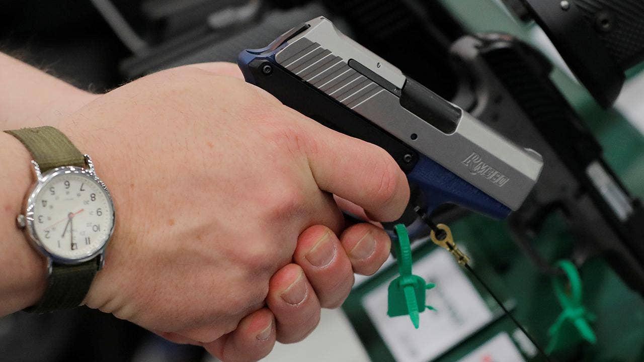 American physician group calls for major cutbacks on gun violence