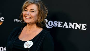 Roseanne Barr apologizes for racially-charged tweet targeting former Obama adviser Valerie Jarrett.