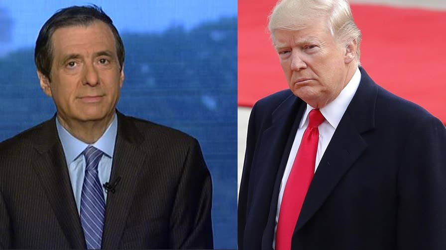 Howard Kurtz weighs in on President Trump's accusations against the press and its 'disinformation' campaign.