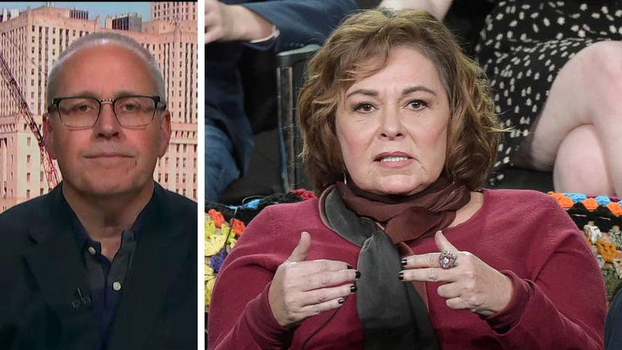 David Bauder, media critic for the Associated Press, reacts to ABC's decision to cancel Roseanne Barr's sitcom following the star's racially charged tweet.