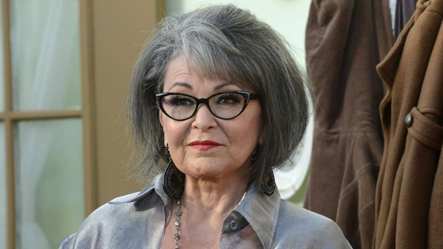 Roseanne Barr apologized for tweet about former Obama adviser Valerie Jarrett; reaction on 'The Five.'