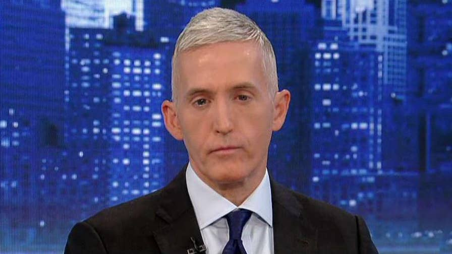 House Oversight Chairman Trey Gowdy joins 'The Story' with insight on FBI surveillance of the Trump campaign and responds to Adam Schiff's comments.
