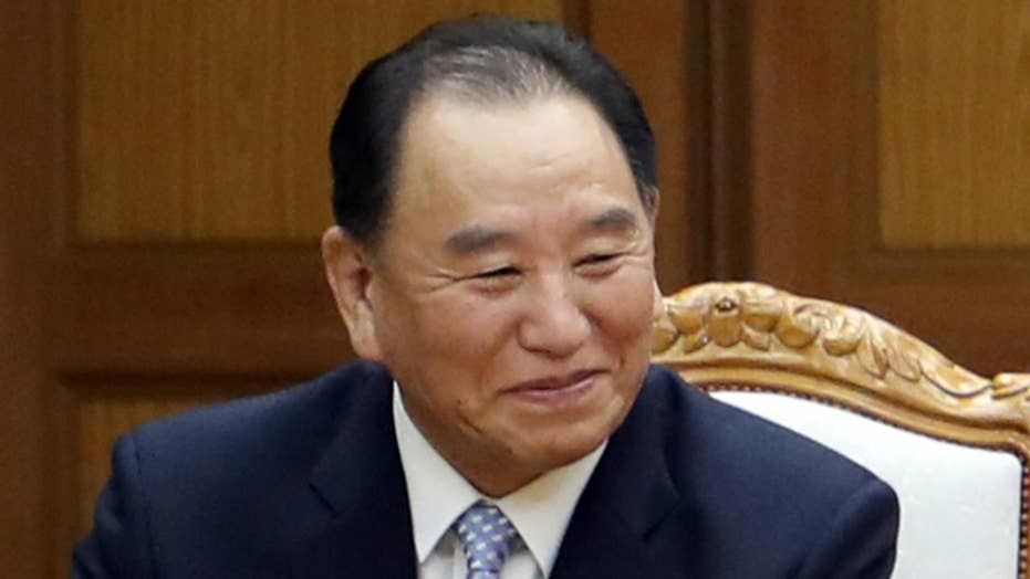 Top North Korean official headed to NY for summit talks
