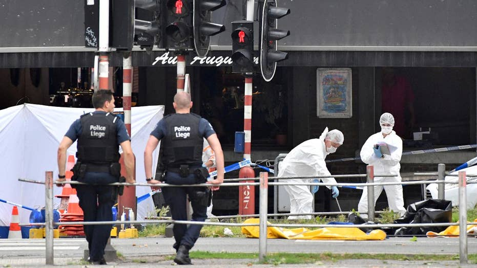 3 killed in possible Belgian terror attack