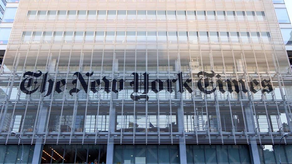 New York Times reporter retracts misleading Tweet