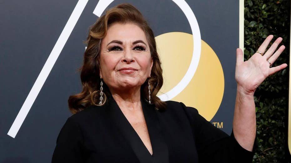 ABC pulls plug on 'Roseanne' after Barr's 'abhorrent' tweet