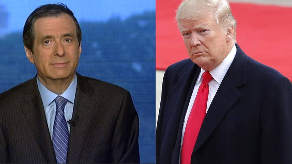 Kurtz: President Accuses Press of 'Disinformation Campaign'