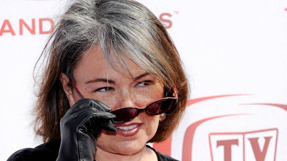 ABC cancels 'Roseanne' after Barr attacks former Obama aide
