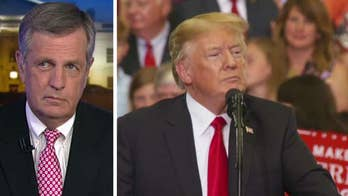 Fox News senior political analyst Brit Hume on Democrats' wilting poll numbers ahead of the midterms and whether President Trump can give Republicans momentum. #Tucker
