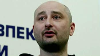 Ukraine reveals reported murder of exiled Russian journalist Arkady Babchenko was actually staged; Amy Kellogg reports.