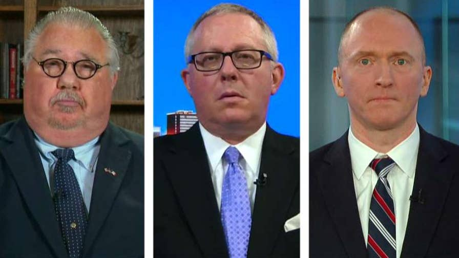 Carter Page, Sam Clovis and Michael Caputo discuss how their lives have been changed by tbeing caught up in the Mueller investigation on 'Hannity.'