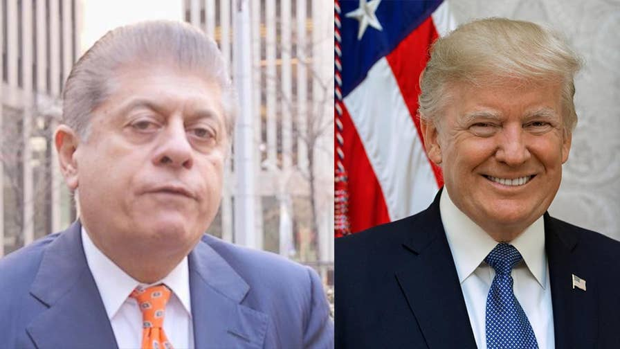 Judge Andrew Napolitano asks and answers: Is the Investigation of President Trump Legitimate?