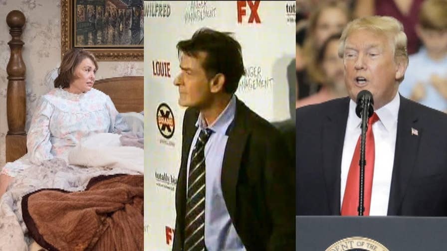 From Roseanne to President Donald Trump a look at some famous faces who have been fired over offensive comments.
