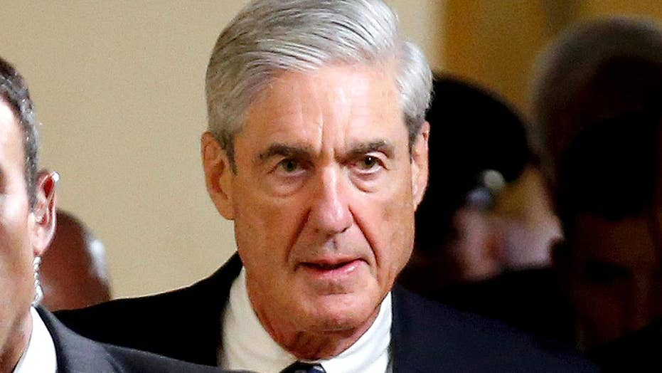 Trump claims Mueller will meddle in midterms