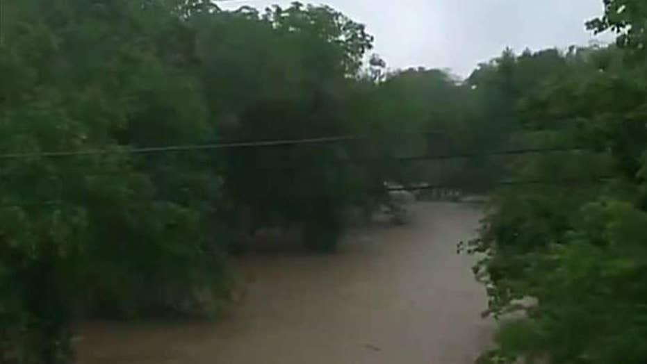 Possible dam failure in North Carolina prompts evacuations