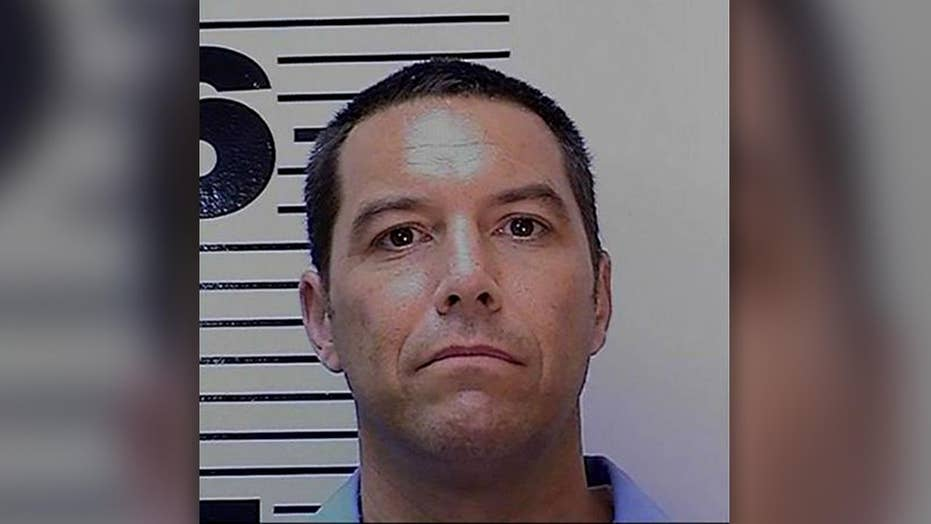 Scott Peterson's latest mugshot released