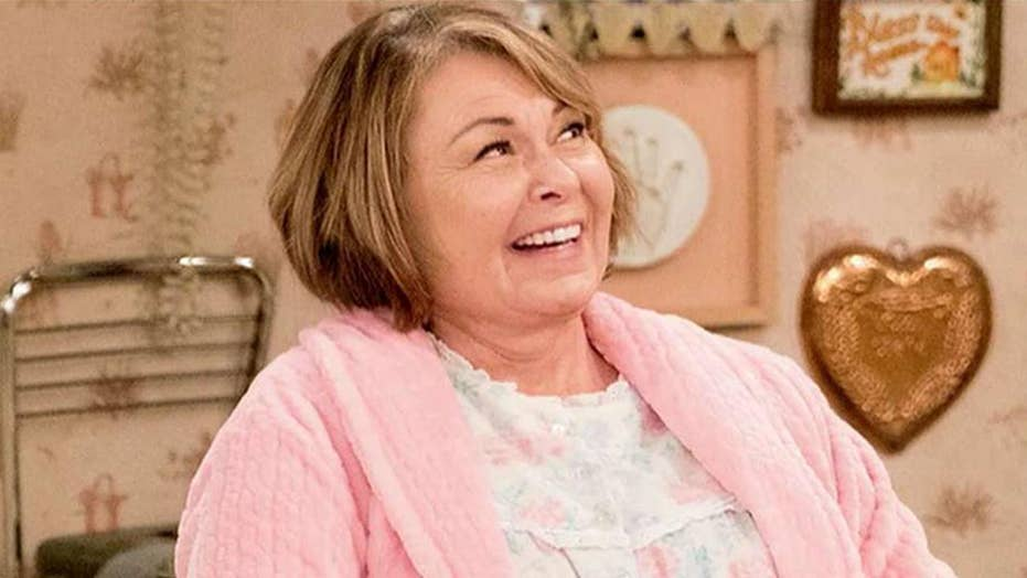 ABC cancels 'Roseanne' after star's tweet