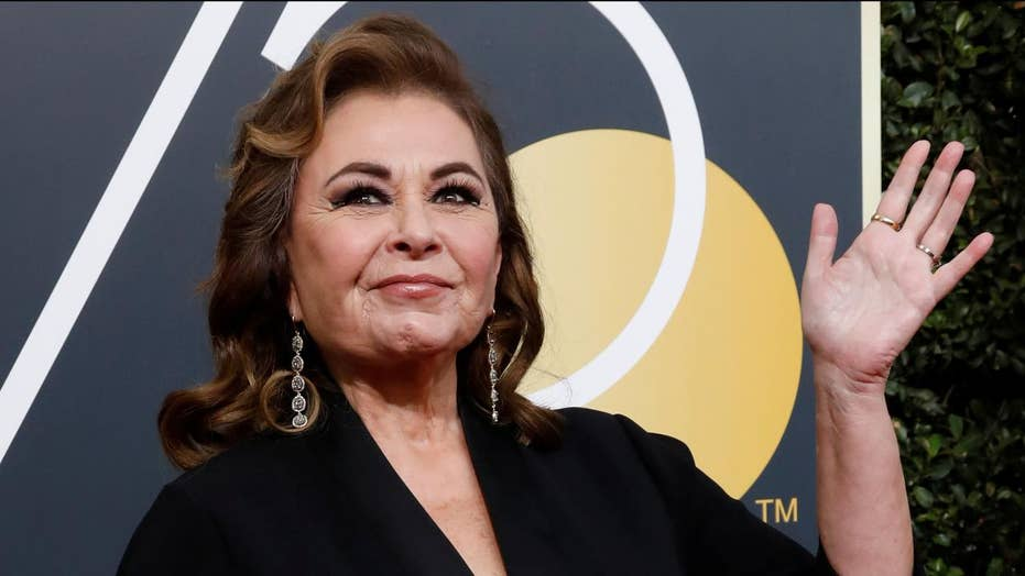 Roseanne returns to Twitter to react to hercanceled show.