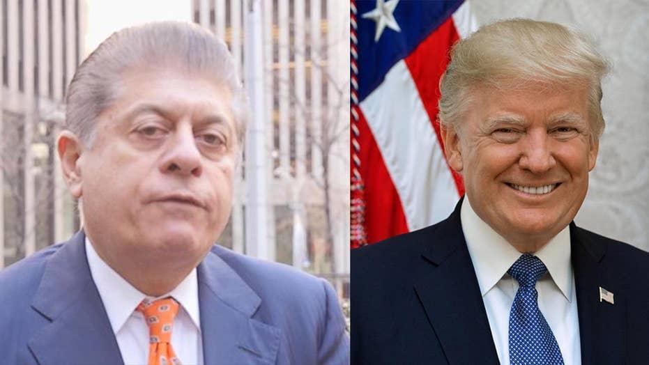 Napolitano: Is the Investigation of Pres Trump Legitimate?