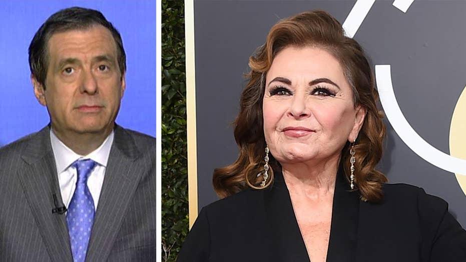 Kurtz: Roseanne fiasco raises question of double standards