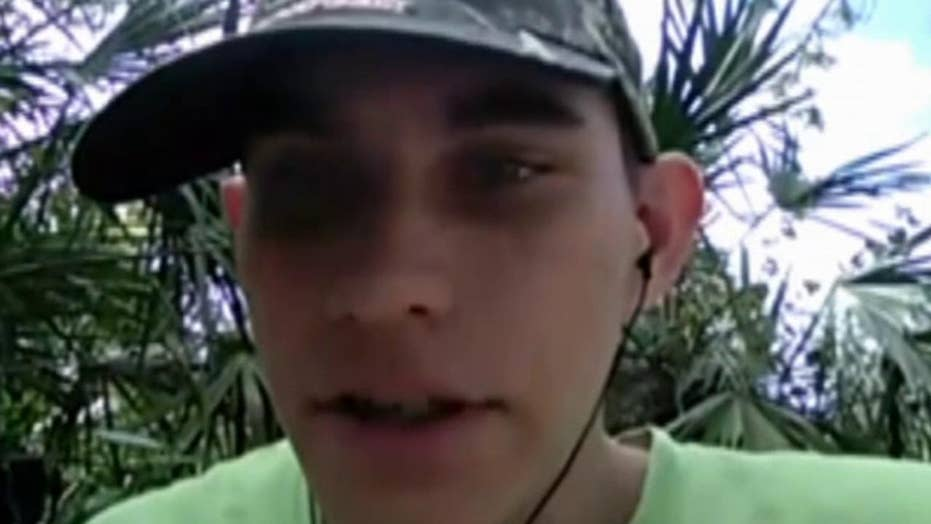 Warning, graphic content: Nikolas Cruz plots Parkland attack