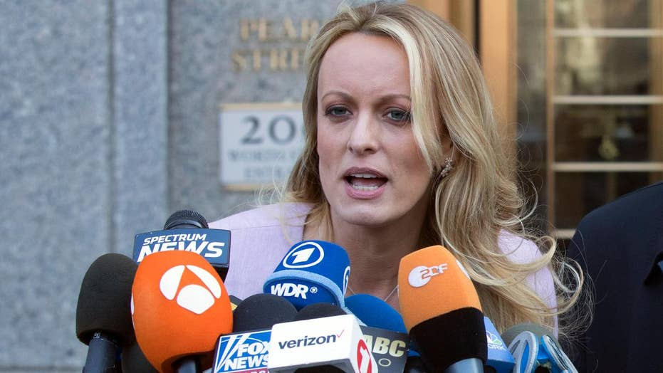 Judge warns Stormy Daniels' attorney to end 'publicity tour'