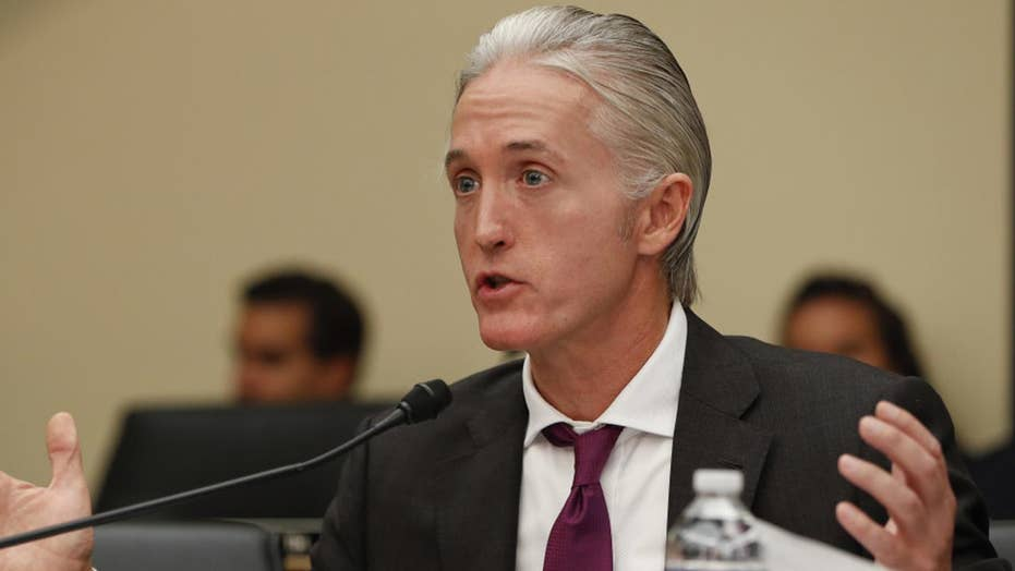 Gowdy defends FBI use of informant in Trump campaign